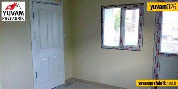 tek-katli-40-m2-prefabrik-ev-ic-yerlesimi