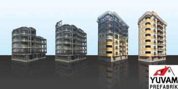 kayseri-prefabrik-hafif-celik-8-katli-bina
